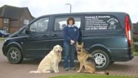 Lorraine and van